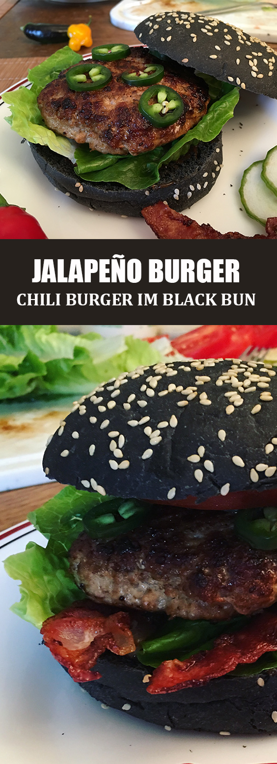 Jalapeno Chili Burger