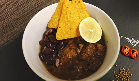 Mexikanisches Chili con Carne