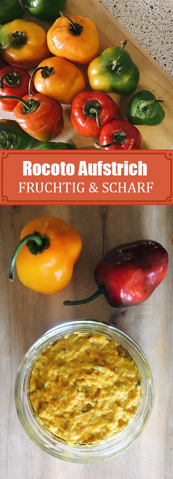 Rocoto Aufstrich