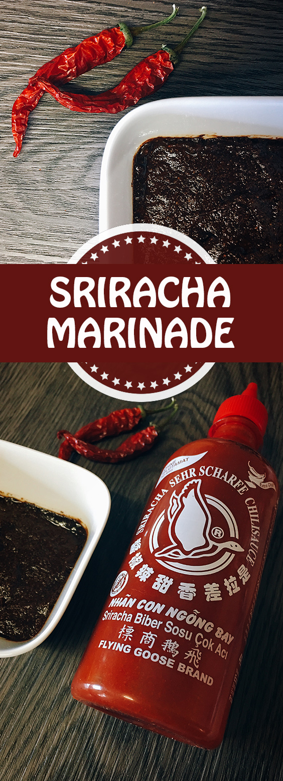 Sriracha Marinade