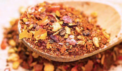 Chiliflocken selbst herstellen Rezept