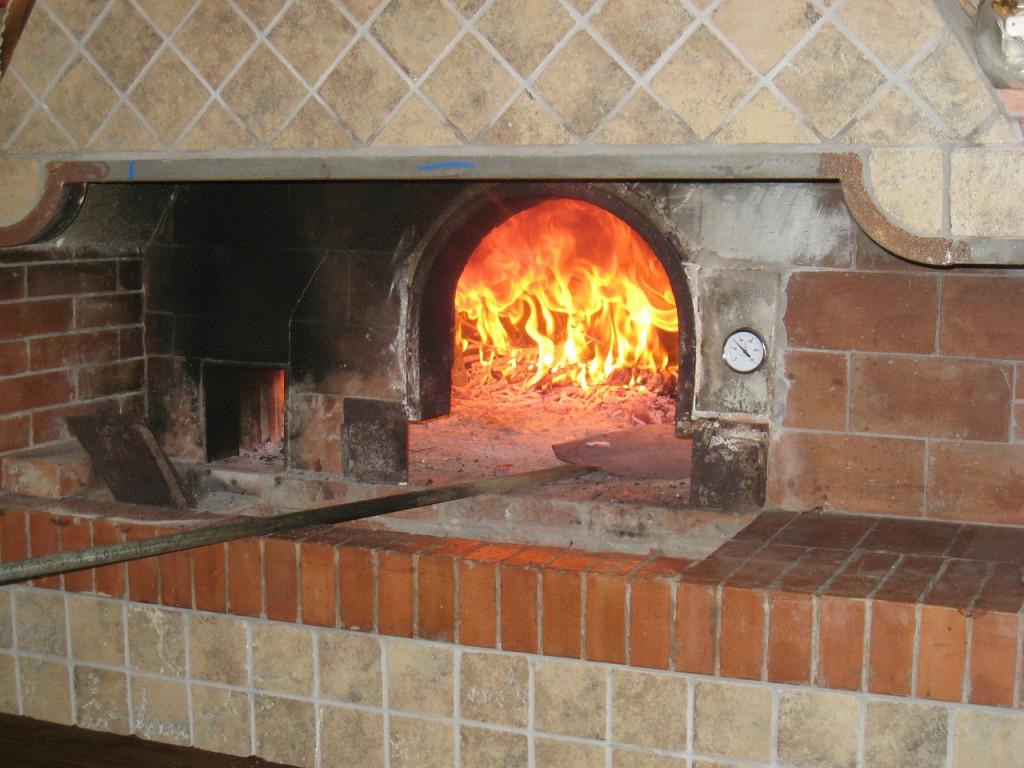Pizza richtig backen