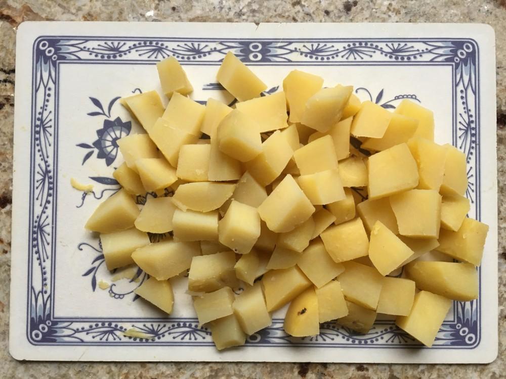 Bratkartoffeln Rezept Pfanne