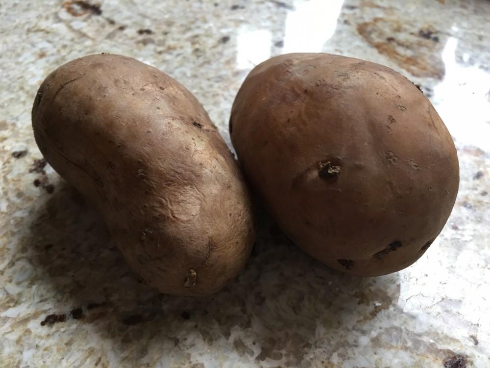 Kartoffelsorte für Bratkartoffeln