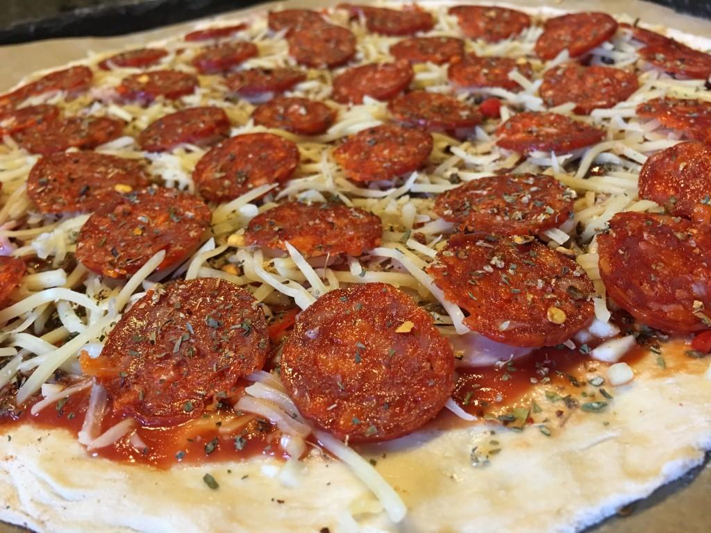 Pizza Belag
