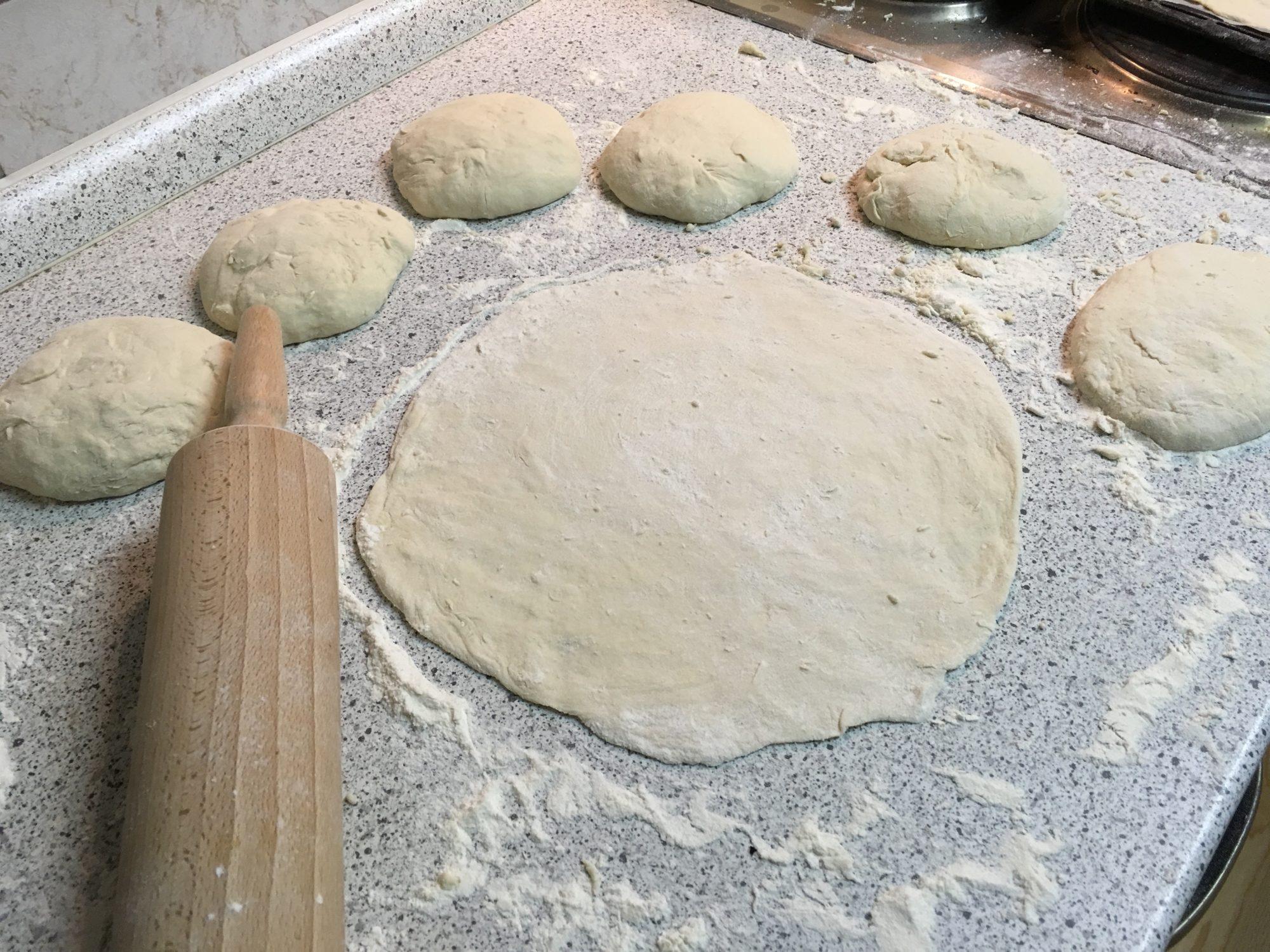 Pizzateig Rezept Original Italienischer Hefeteig