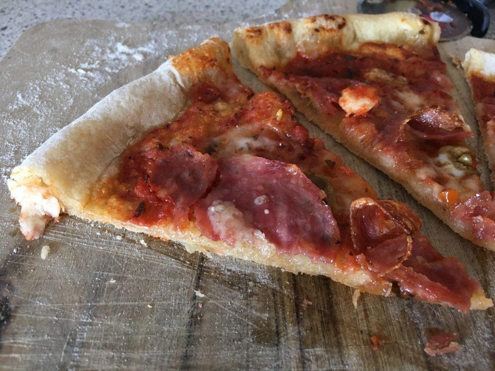 Pizza Käserand