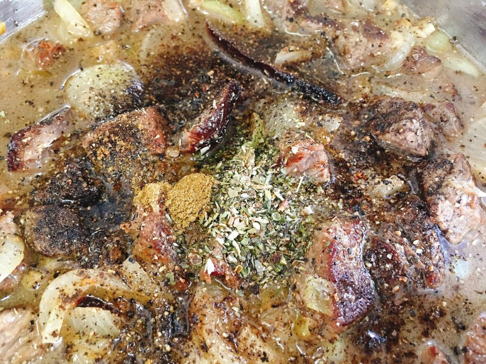 Chili con Carne Gewürze