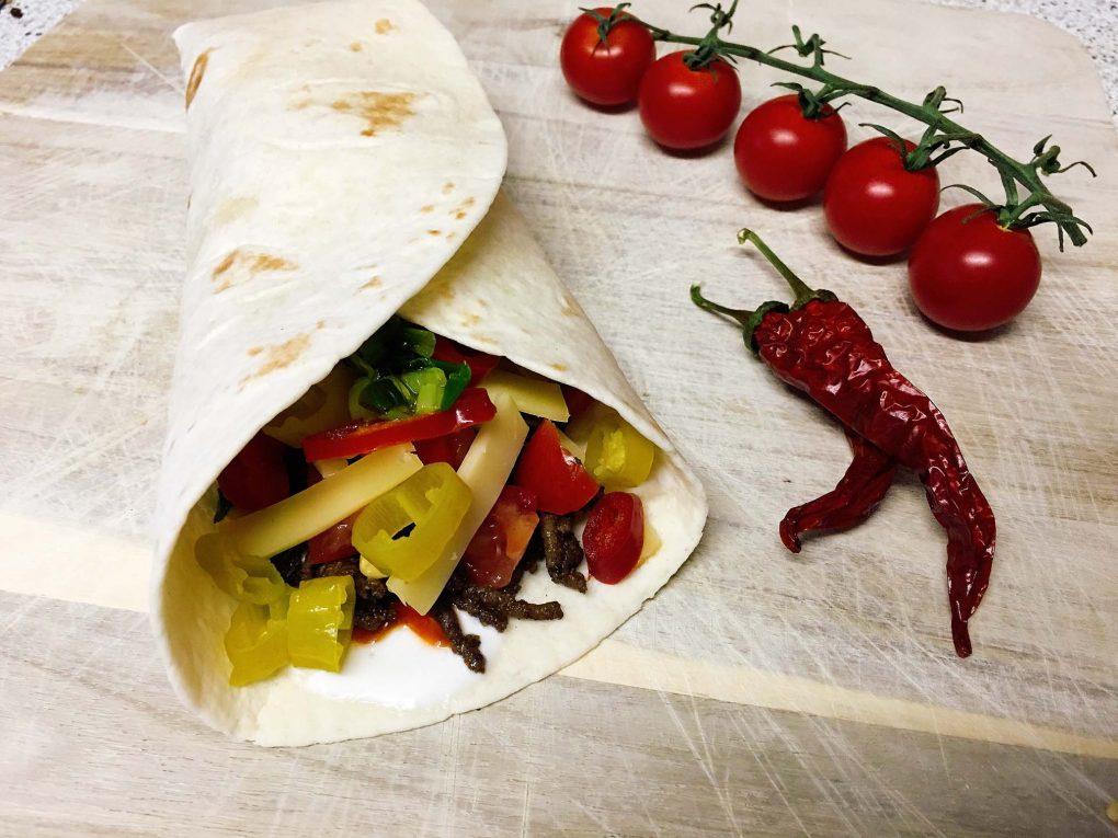 Chili Wrap