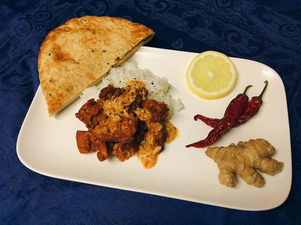 Tandoori Chicken Rezept