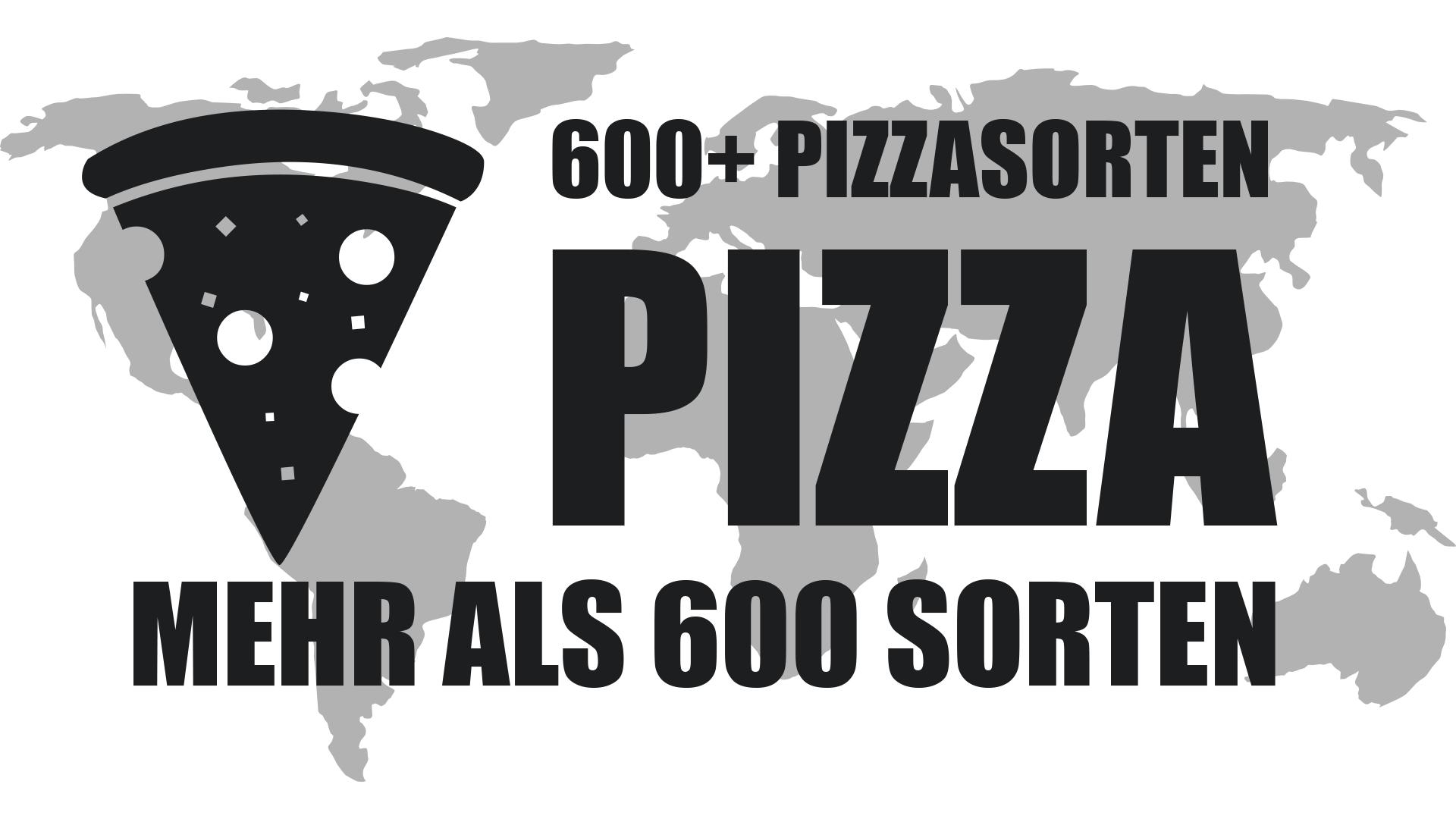 Pizza Sorten