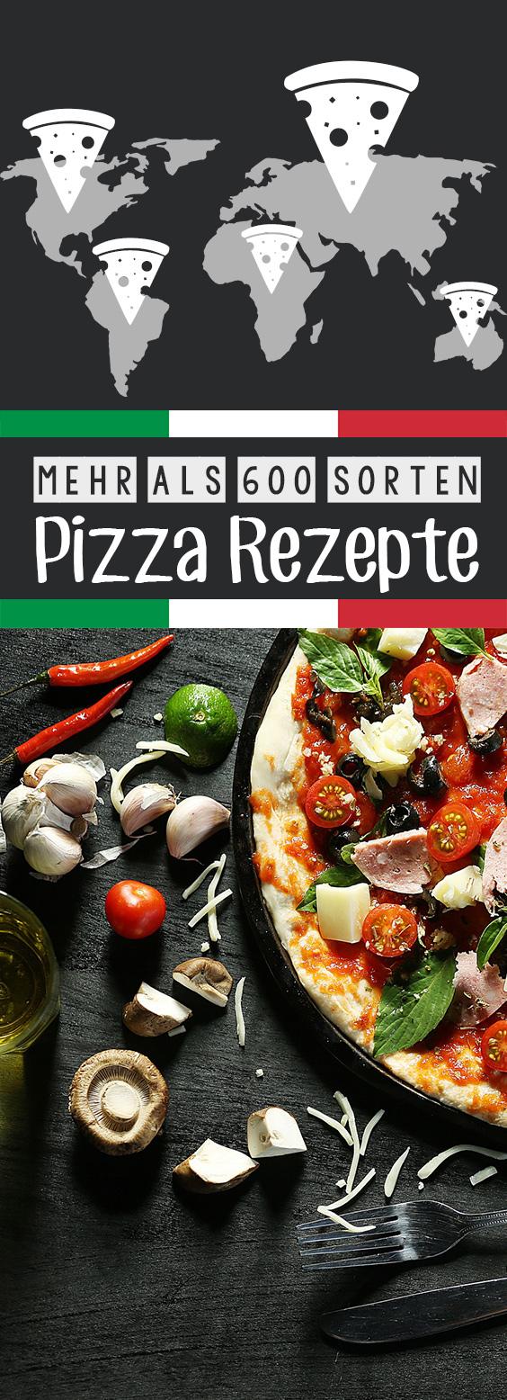 Pizzasorten