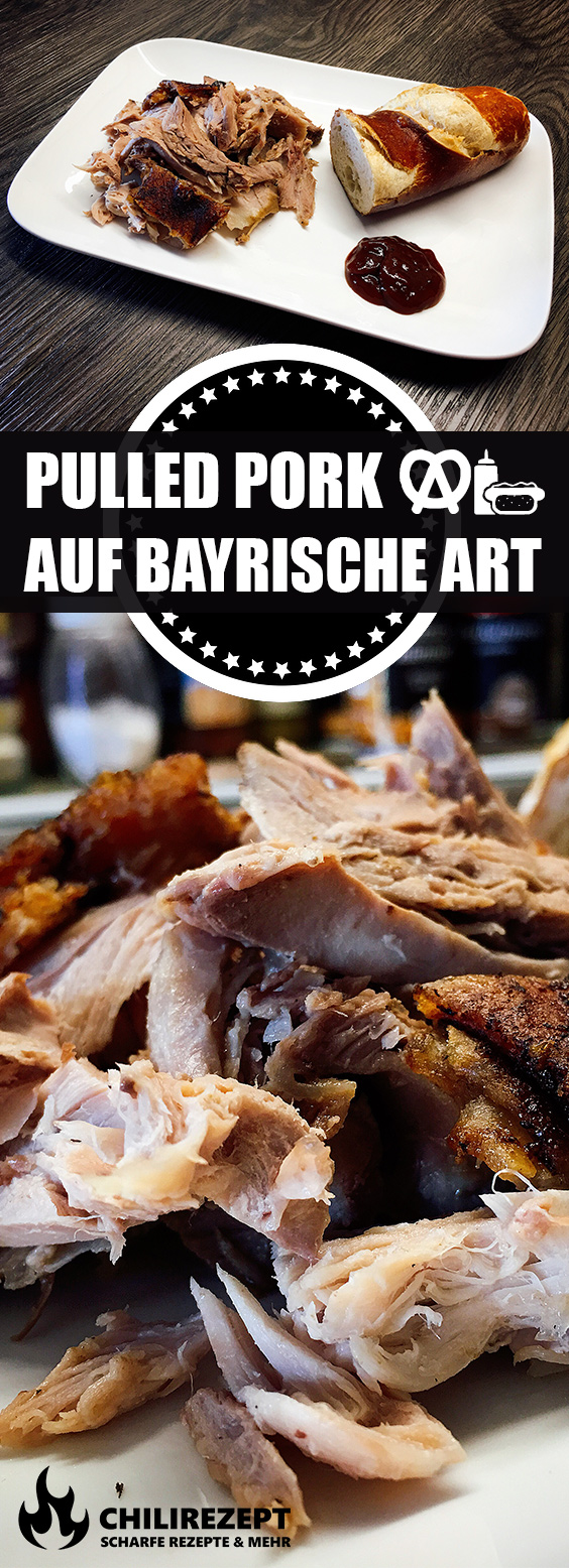 Bayrisches Pulled Pork