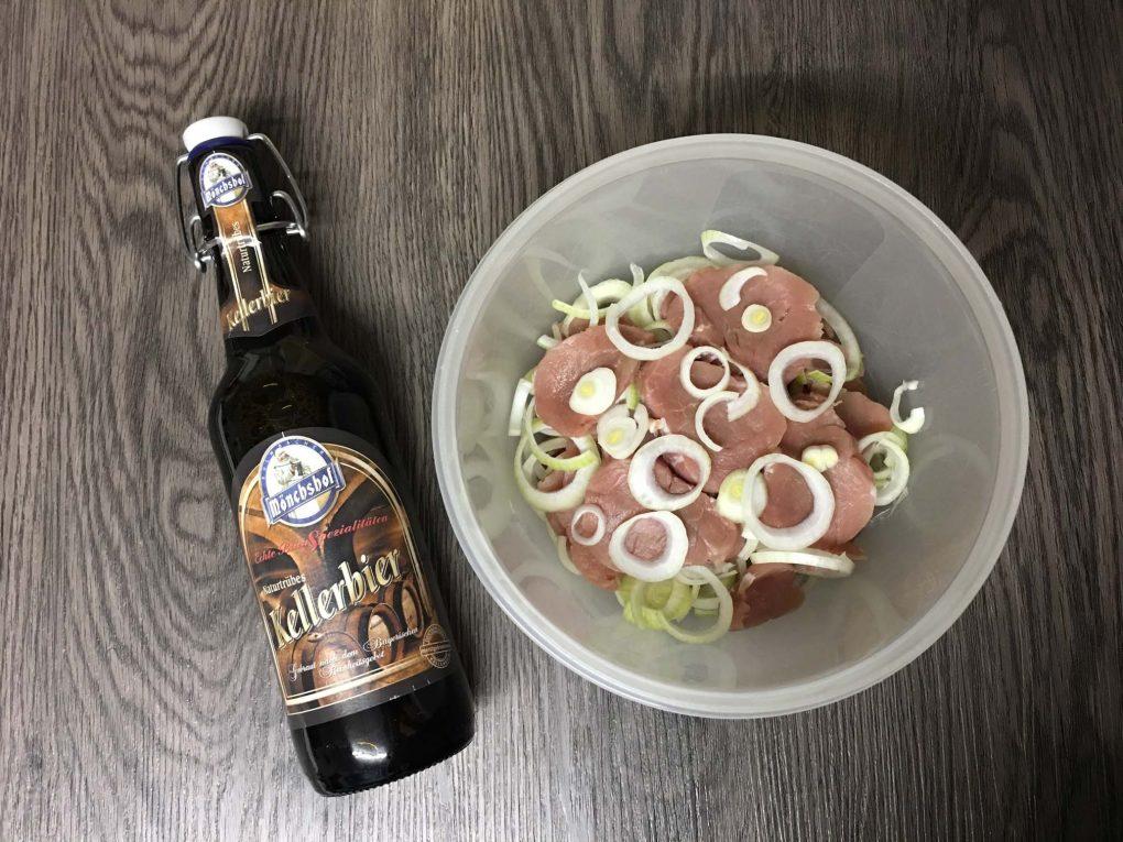 Biermarinade