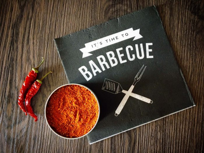 Chili BBQ Rub