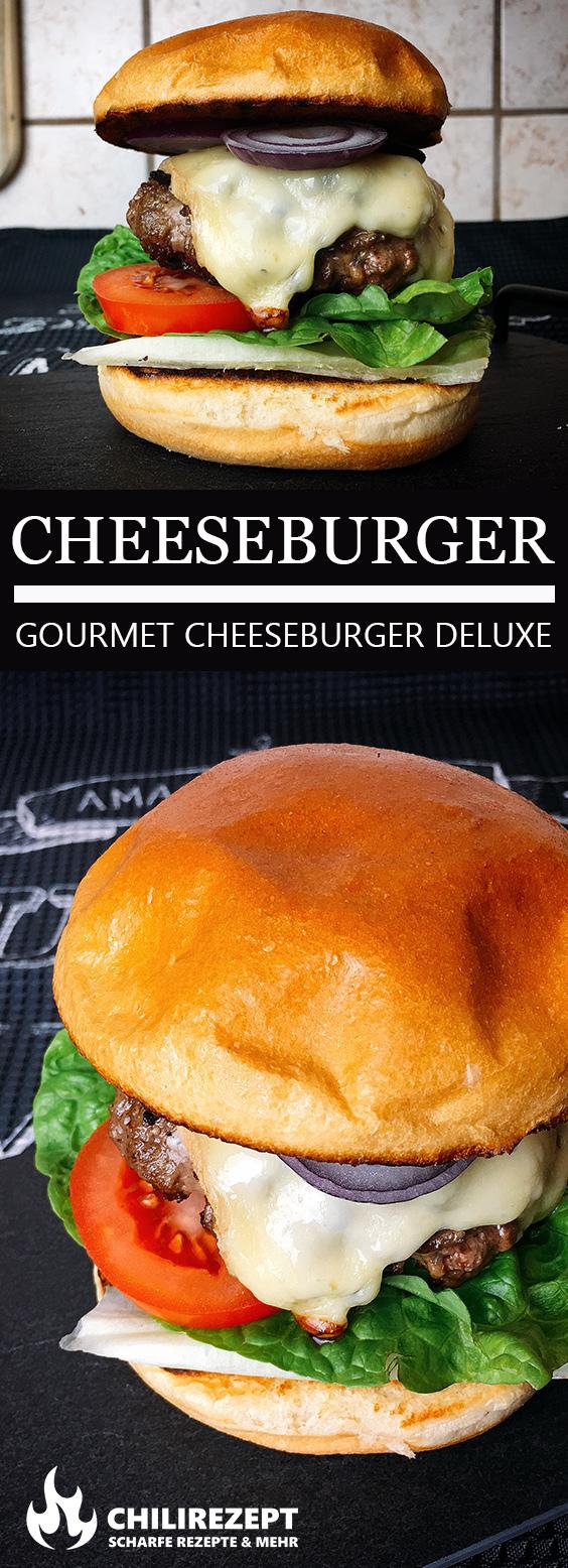Gourmet Cheeseburger Deluxe