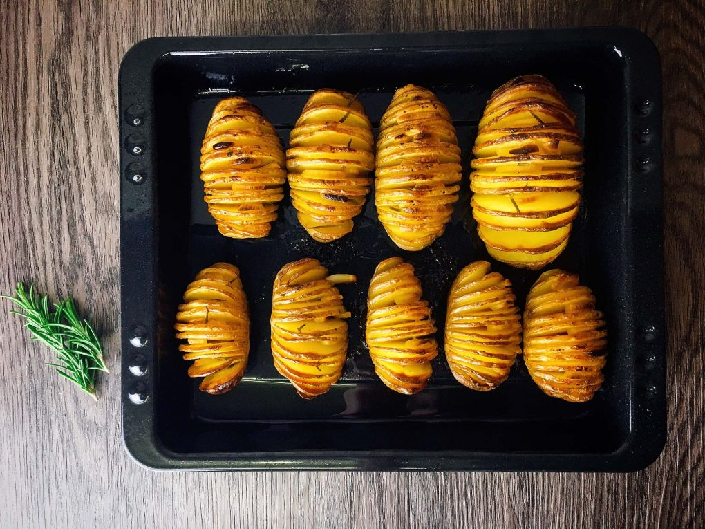 Hasselback Kartoffeln Rezept
