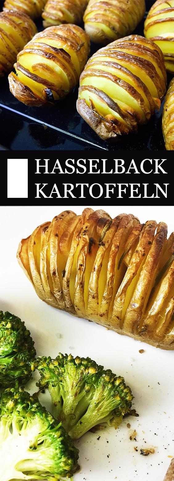Hasselback Kartoffeln