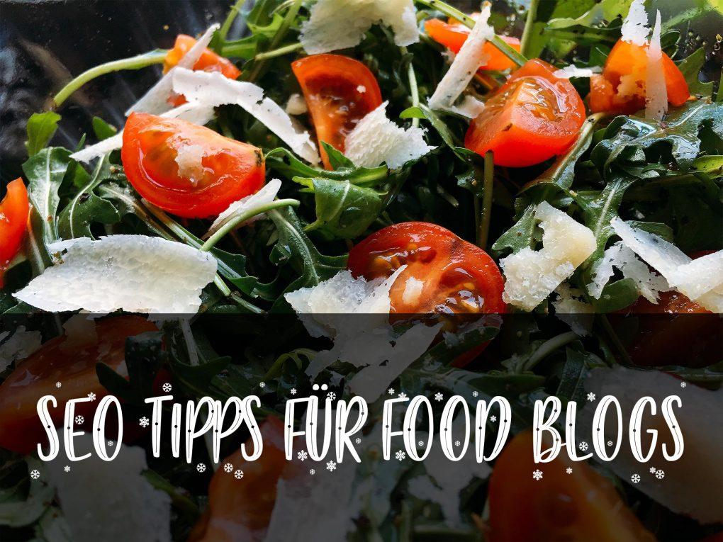 SEO Tipps für Food Blogs