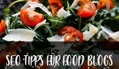 SEO Tipps und Tricks für Food Blogs