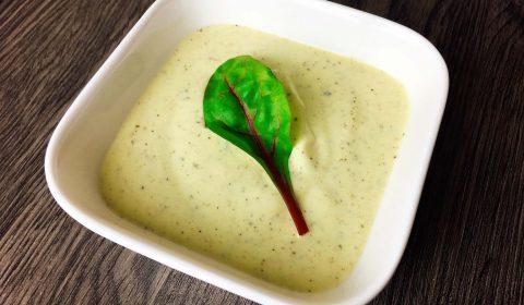 Senfdressing für Salat