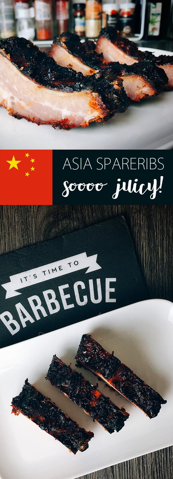 Asia Spareribs Rezept