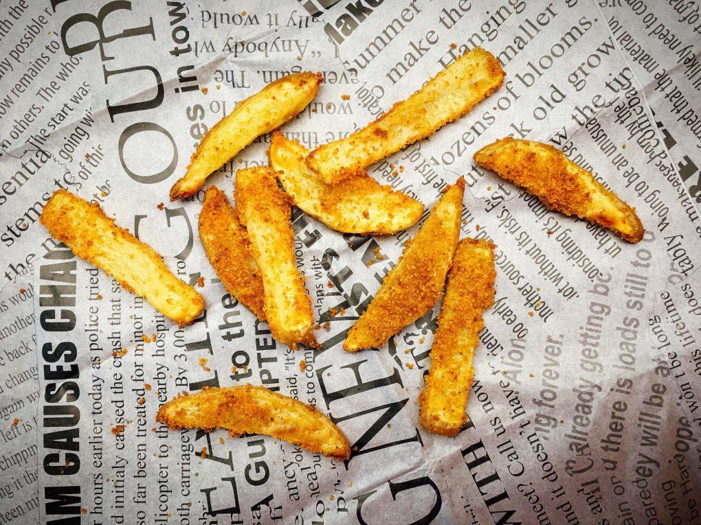 Amaizeing Fries selber machen