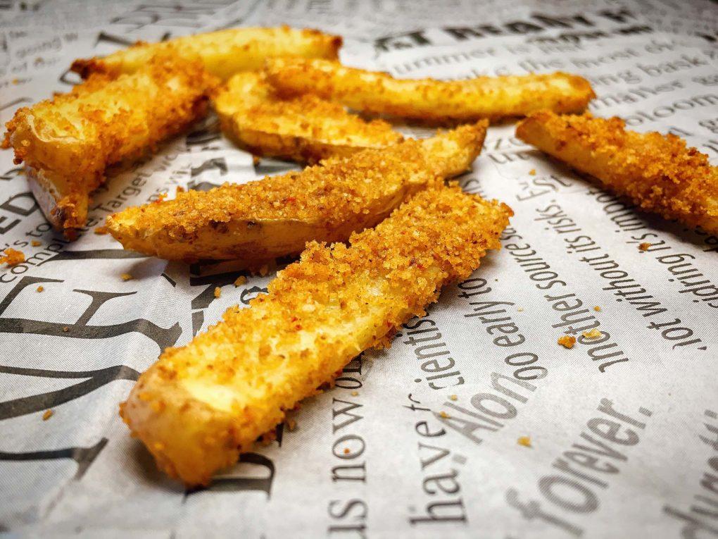 Amazing Fries