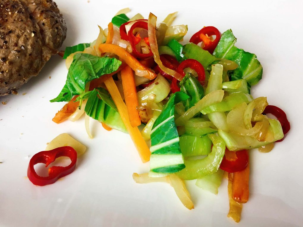 Asia Gemüse