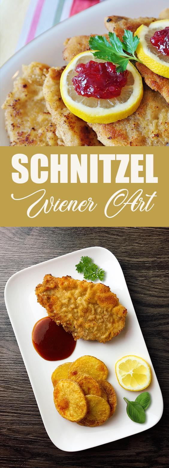 Schnitzel Wiener Art Rezept
