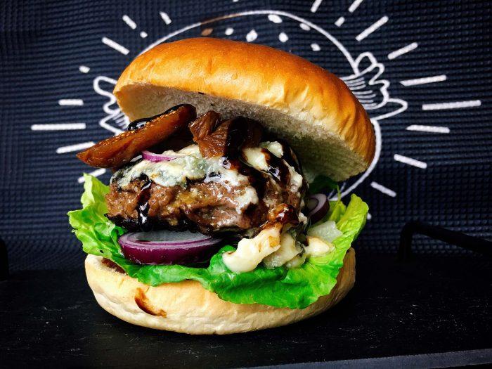 Blue Orient Burger