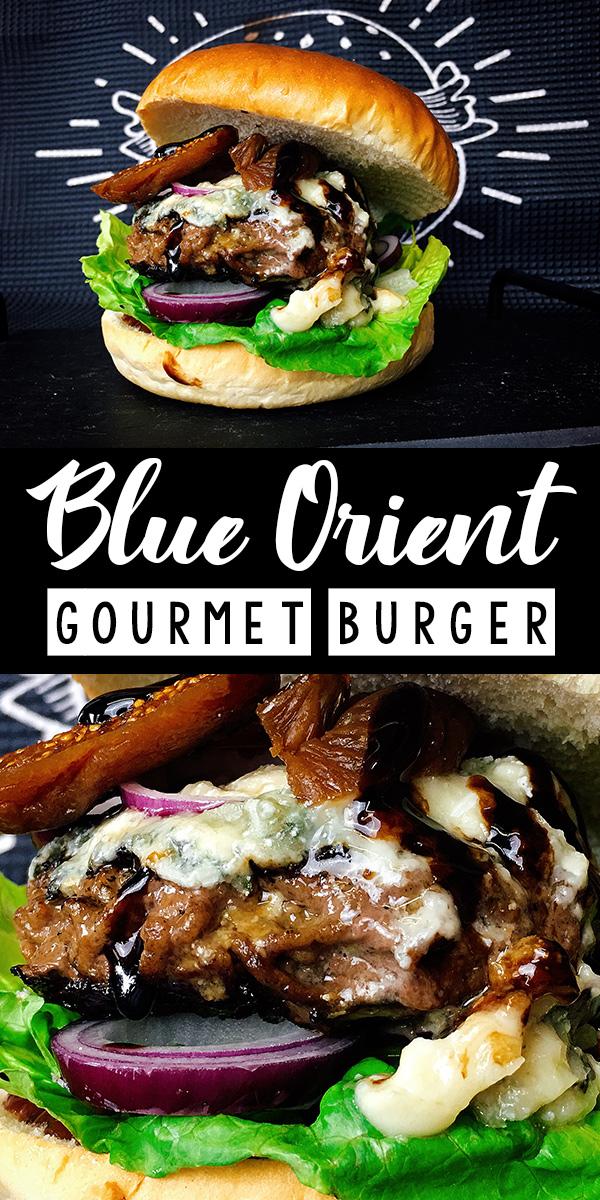 Blue Orient Gourmet Burger