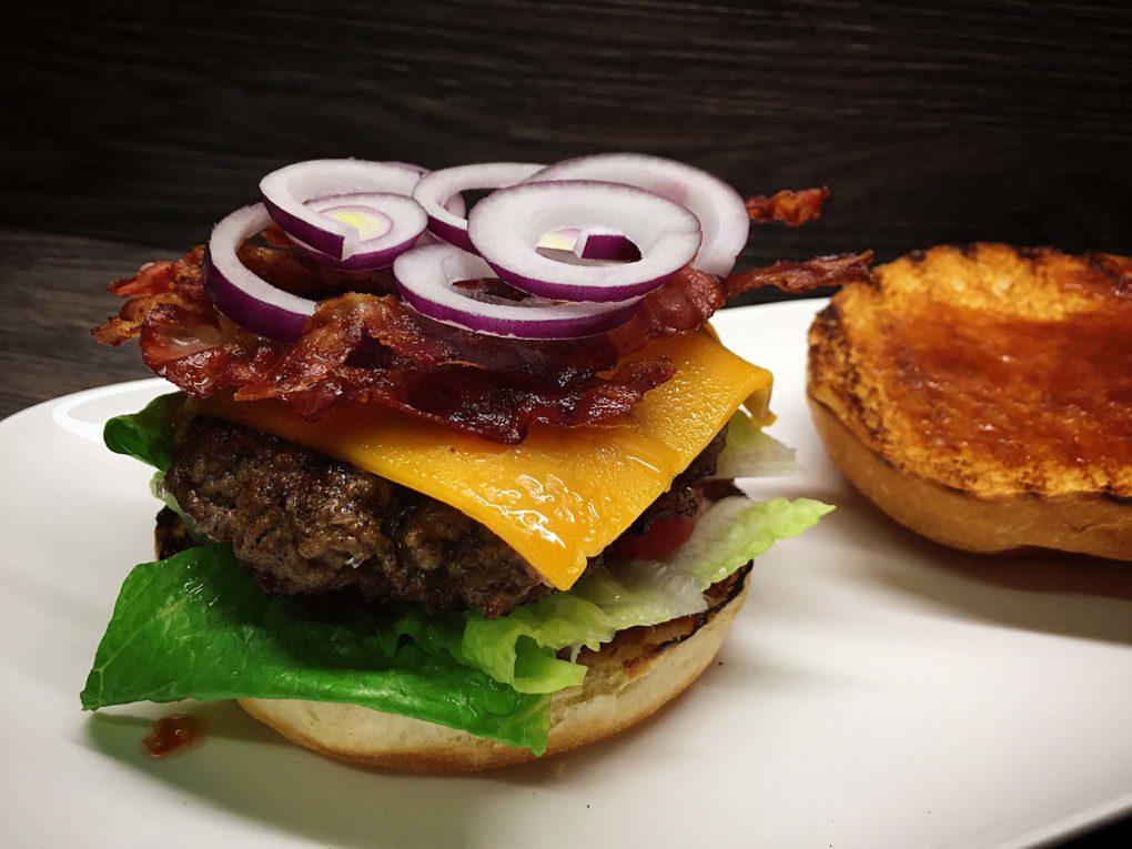 All American Hamburger