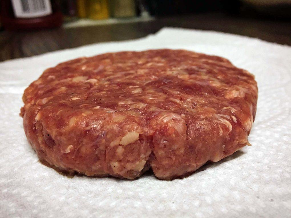 Angus Burger Patty