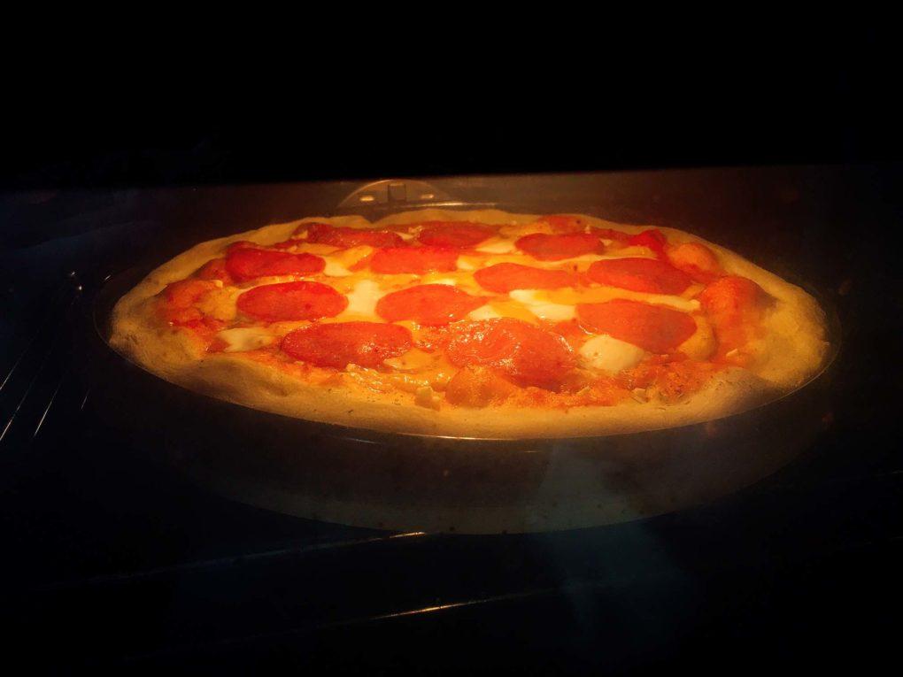 Pan Pizza wie bei Pizza Hut