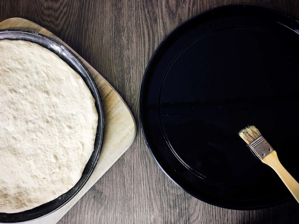 Pan Pizzateig