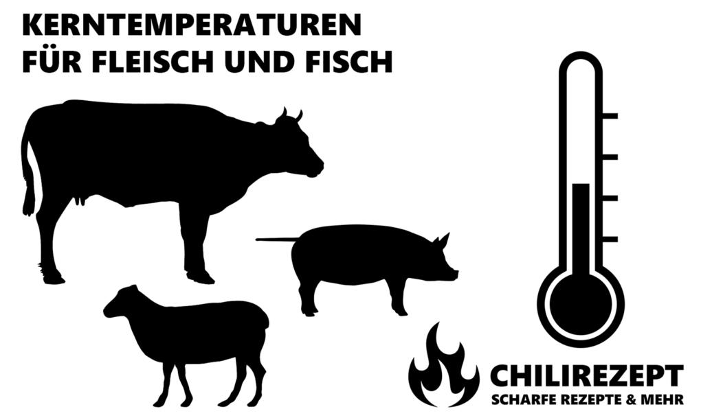Kerntemperatur