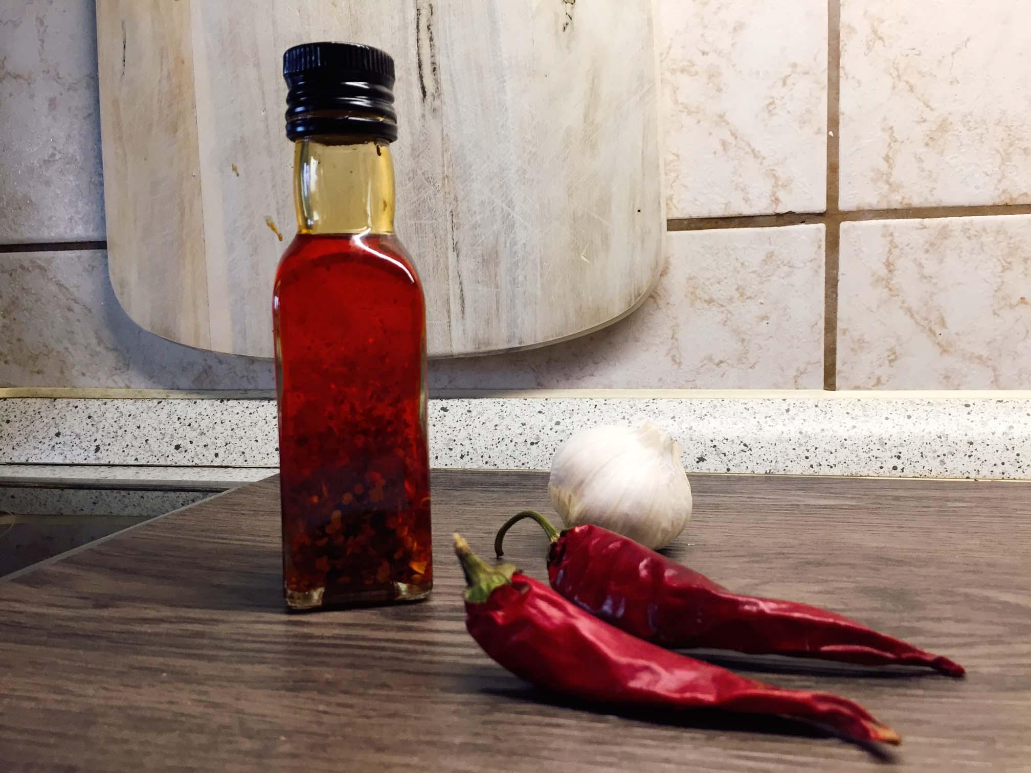 Chiliöl Selber Machen Rezept Chilirezept De